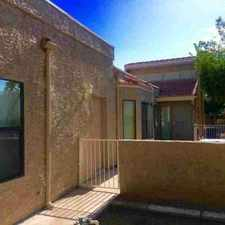 Rental info for 5515 S HURRICANE Court Tempe Two BR, Great 2/2 townhouse in