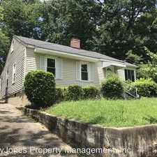 Rental info for 2645 E Woodland Cir in the East Point area