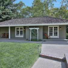 Rental info for $2250 1 bedroom Hotel or B&B in Contra Costa County Danville