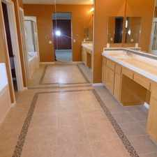 Rental info for 4 Bedroom Home For Rent In