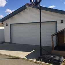 Rental info for 5 Bedroom Home with Double Detached Garage in the Miller area