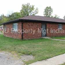 Rental info for Move-in Ready Lawrence Township 2 Bedroom Home in the Indianapolis area