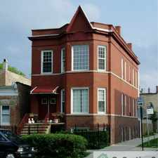 Rental info for BEAUTIFUL 3 BEDROOM - STEPS FROM THE PARK in the Humboldt Park area