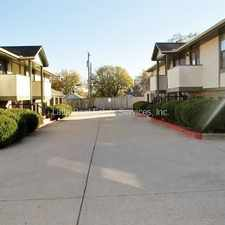 Rental info for 2 Bdrm 2 Bath Muirsmith Addition Fourplex Apart... in the Independence area
