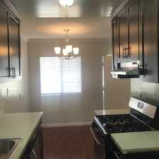Rental info for 215 East Valencia Avenue #K in the Los Angeles area