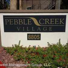 Rental info for 8805 Jeffreys Street Unit 1029 in the Paradise area
