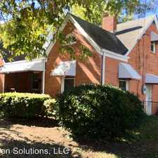 Rental info for 3863 Chatham Circle in the Norview area