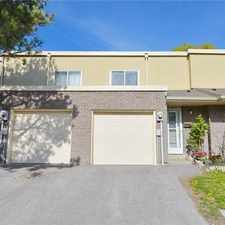 Rental info for 23 Woody Vine Way in the Bayview Woods-Steeles area