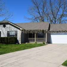 Rental info for 3015 Carlsbad Ct - Quaint Fenced In Ranch home in Decatur Township in the Park Fletcher area