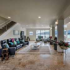 Rental info for Amazing Waterfront Home