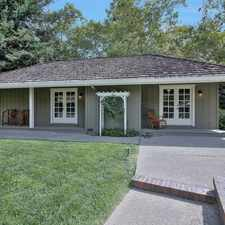 Rental info for One Bedroom In Contra Costa County