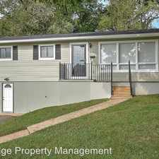 Rental info for 908 Lane Drive in the Kingsport area