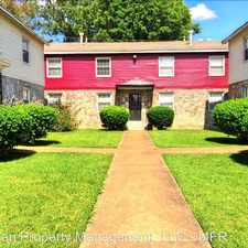 Rental info for 2066 Jefferson St - 4 in the Memphis area