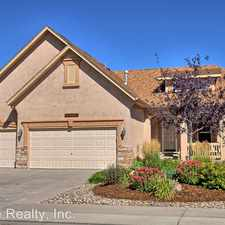 Rental info for 9995 Kings Canyon