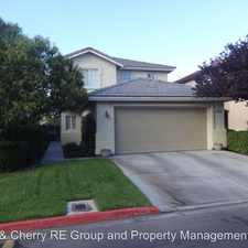Rental info for 9360 Canalino Drive