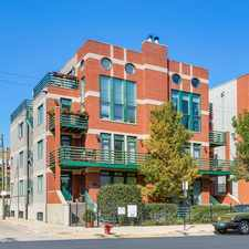 Rental info for 854 West Erie Street #2E in the River West area