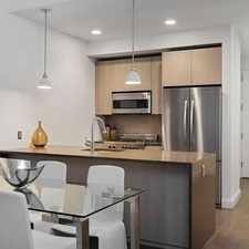 Rental info for 148 1st Street in the Jersey City area