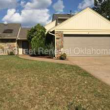 Rental info for Nice Home near Lake Hefner! in the Oklahoma City area