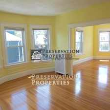 Rental info for Brookside Ave in the West Newton area