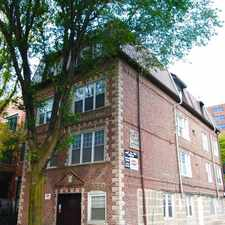 Rental info for 2711 N. Kenmore Ave. in the DePaul area