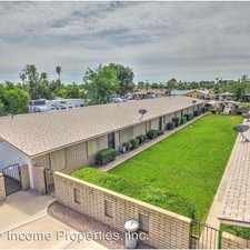 Rental info for 2012 W Orangewood Ave in the Vista Income Estates area
