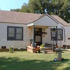 Rental info for A Fixer Upper for the Handyman! in the Oklahoma City area