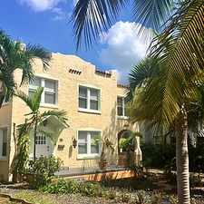 Rental info for Beautiful Home in Design District area in the Miami area