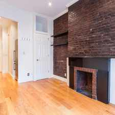 Rental info for 51 Leroy Street in the West Village area