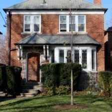 Rental info for 34 Saint Cuthberts Road in the Leaside-Bennington area