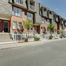 Rental info for 65 Turntable Crescent #92 in the Dovercourt-Wallace Emerson-Juncti area