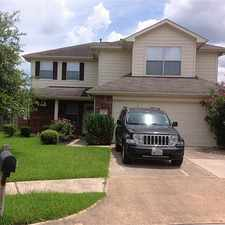 Rental info for 12275 Noco Drive in the Houston area