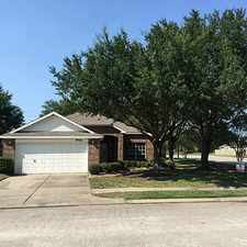 Rental info for 9715 Hallmark Lane in the Houston area
