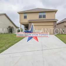 Rental info for S Zarzamora St in the South Southwest area