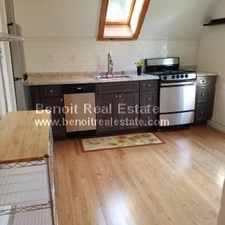 Rental info for Beech St & Orchard St in the Porter Square area