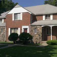 Rental info for E.Randolph Properties in the Evergreen area