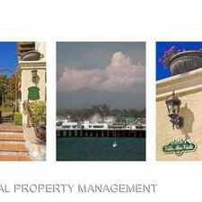 Rental info for 212 VILLA MAR VISTA