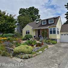 Rental info for 8050 30th Ave NE in the Wedgewood area