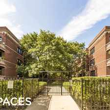 Rental info for Spaces Real Estate in the Logan Square area