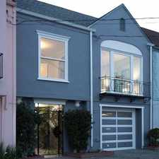 Rental info for Sergio Giannoni in the Outer Sunset area