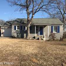 Rental info for 731 S Lakewood Avenue in the Tulsa area