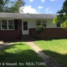 Rental info for 2816 Stacie Road