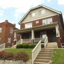 Rental info for 2000 & 2002 Summit St in the Westerville area
