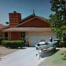 Rental info for 2106 Carousel Dr