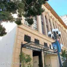 Rental info for 950 6th Ave #546 in the Gaslamp area