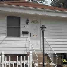 Rental info for 373 Eggers Dr in the Macomb area