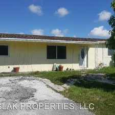 Rental info for 5649 S. 38th St in the Greenacres area