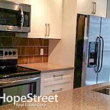 Rental info for 208 Cranford Walk SE - 2 Bedroom Townhome for Rent in the Cranston area