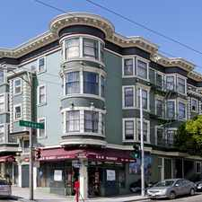 Rental info for 563 WEBSTER Apartments in the San Francisco area