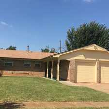 Rental info for 3105 Greenbriar Ter