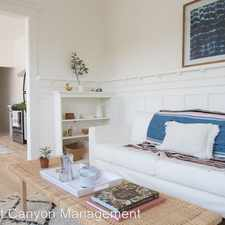 Rental info for 400 N Avenue 54 in the Highland Park area